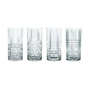 Set 4 pahare din cristal Nachtmann Highlands
