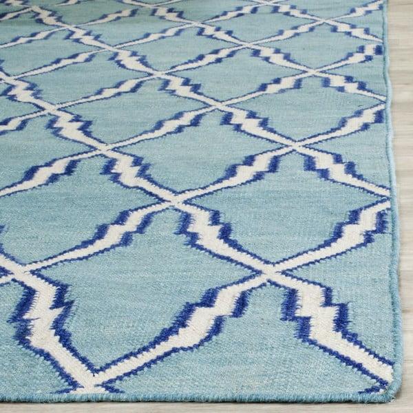 Koberec Nico Blue, 76x243 cm