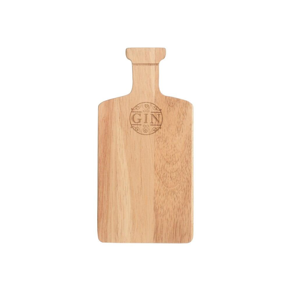 Krájecí dřevěné prkénko T&G Woodware Gin Bar