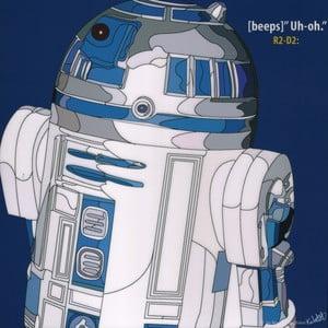 Obraz R2D2