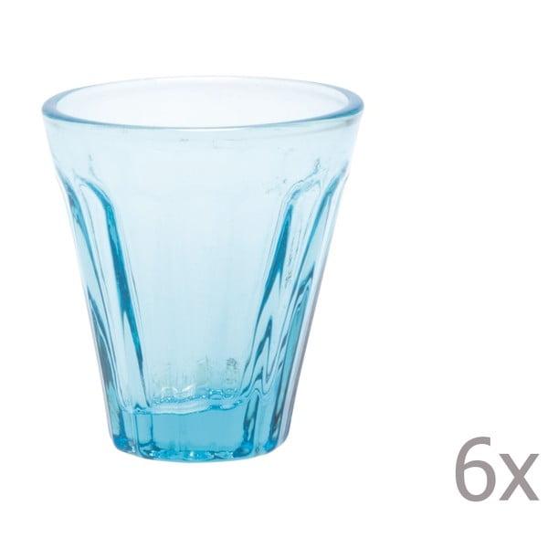 Sada 6 likérek Lucca Sky, 50 ml