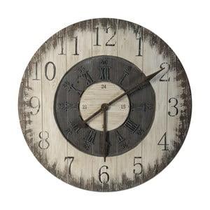Nástěnné hodiny Antic Line Numbers, ⌀80 cm