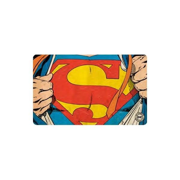 Set 2 melaminových prostírání Superman