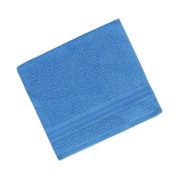 Prosop din bumbac Sky, 30 x 50 cm, albastru de la Hobby