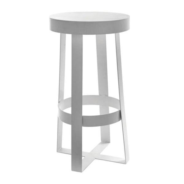 Bílá stolička Serax Snello