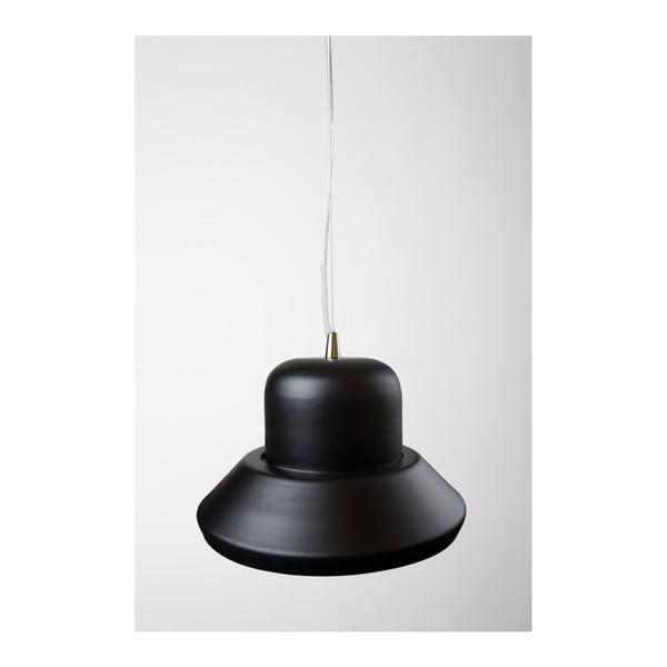Závěsné světlo Brambla Prima Maxi, černé