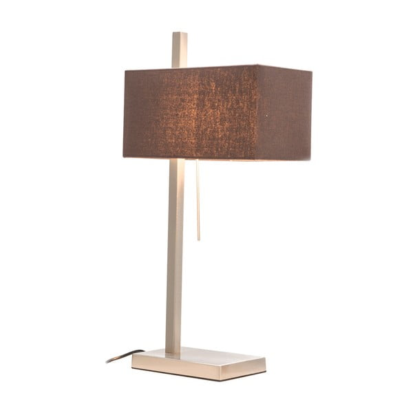 Stolní lampa Brown Hampton