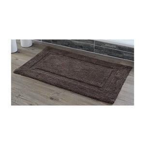 Koupelnová předložka Rahmen Chocolate, 50x70 cm
