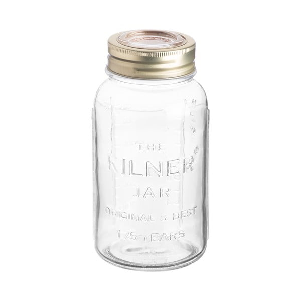 Anniversary üveg csavaros kupakkal, 1,5 l - Kilner