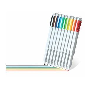 Set 9 markere LEGO® Mix