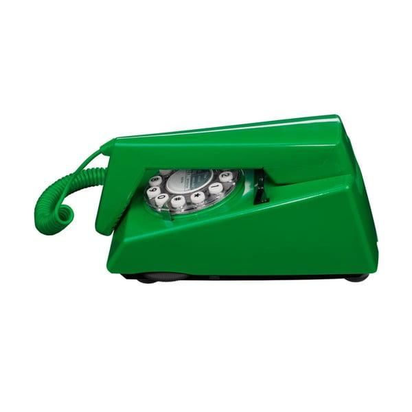 Retro funkční telefon Trim Emerald Green