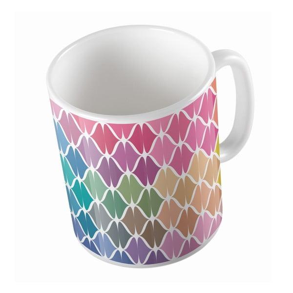 Keramický hrnek Favourite Colour, 330 ml