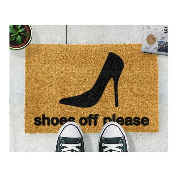 Rohožka Artsy Doormats Shoes Off Please,40x60cm