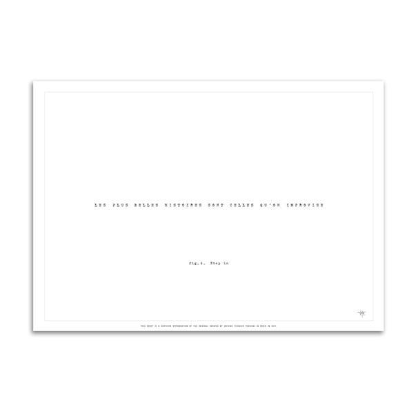Plakát Les Belles Histoires