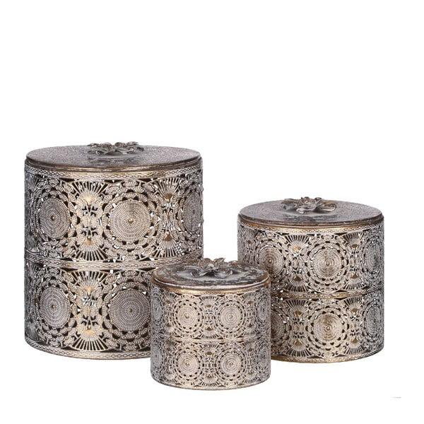 Set 3 boxů Oriental