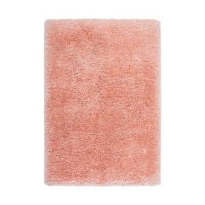 Ručně tkaný broskvově oranžový koberec Kayoom Majestic Gistel,60x110cm