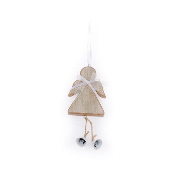 Závěsná vánoční dekorace ve tvaru anděla Dakls Bonnie