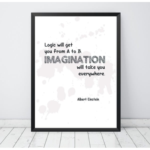 Poster Nord & Co Imagination, 21 x 29 cm
