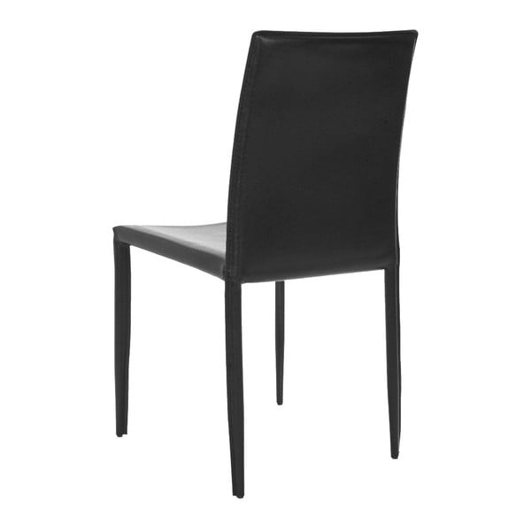Set 2 židlí Caleb Black