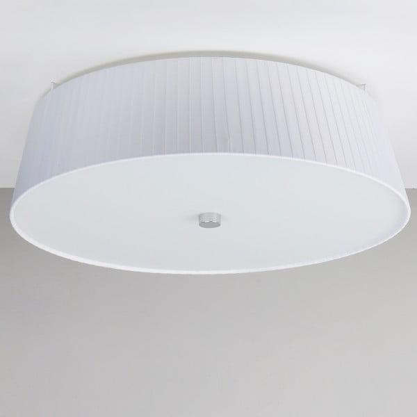 Bílé stropní svítidlo Bulb Attack Dos Plisado,⌀45cm