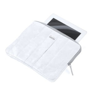 Air obal na iPad z tyveku, bílý