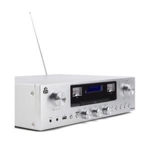 Bílý audio systém GPO PR 200