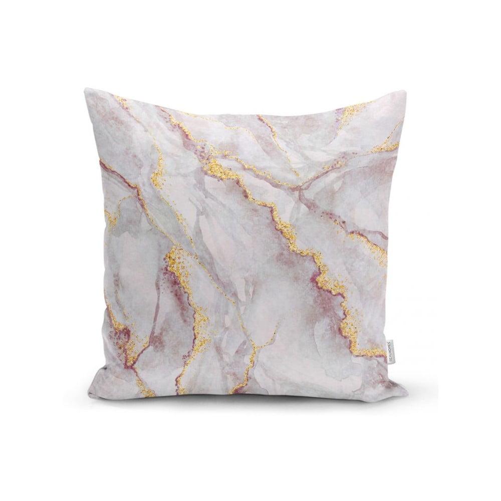 Povlak na polštář Minimalist Cushion Covers Elegant Marble, 45 x 45 cm