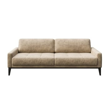 Canapea cu 3 locuri MESONICA Musso Tufted bej