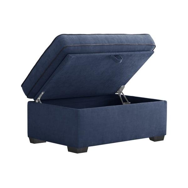 Taburetka Jalouse Maison Serena, námořnicky modrá