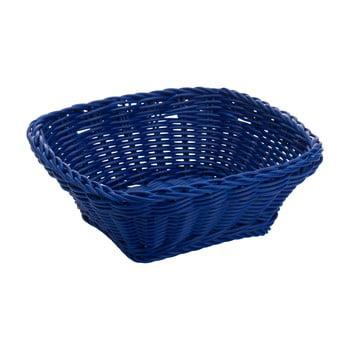 Coș pentru masă Saleen, 19x19cm, albastru poza