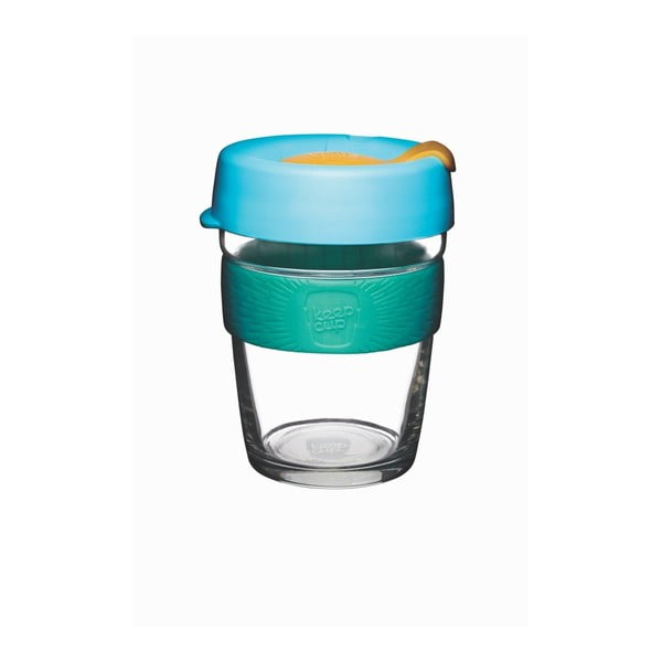 Brew Breeze utazóbögre fedéllel, 340 ml - KeepCup