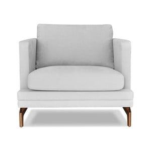 Světlé křeslo Windsor&Co. Sofas Jupiter