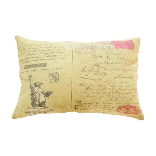 Polštář Postkarten. 45x30 cm
