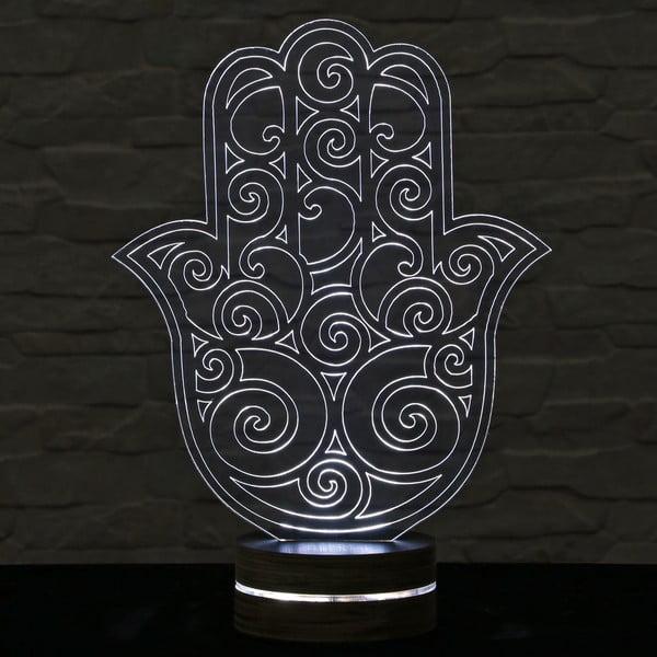 3D stolní lampa Hamsa II