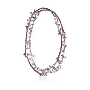 Dámský náhrdelník ve stříbrné barvě NOMA Lynn