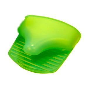 Silikonová rukavice Jocca Garnet Green