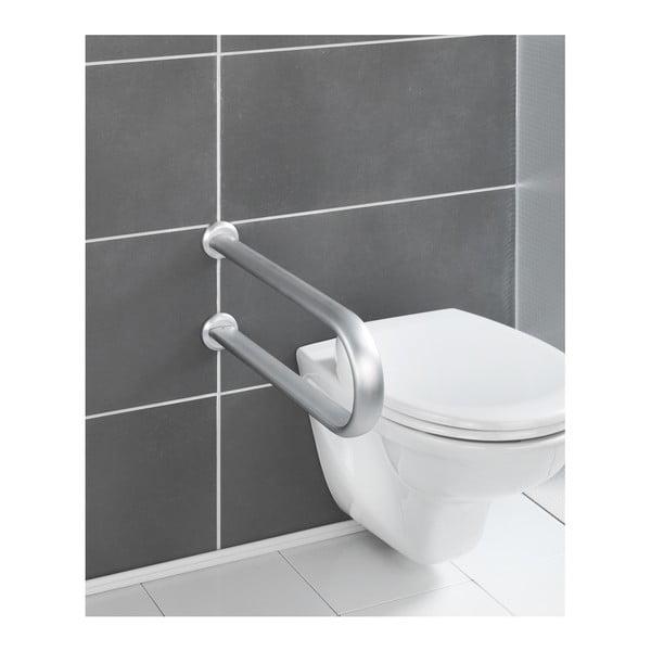 Bară de perete pentru baie Wenko Shower Secura Premium