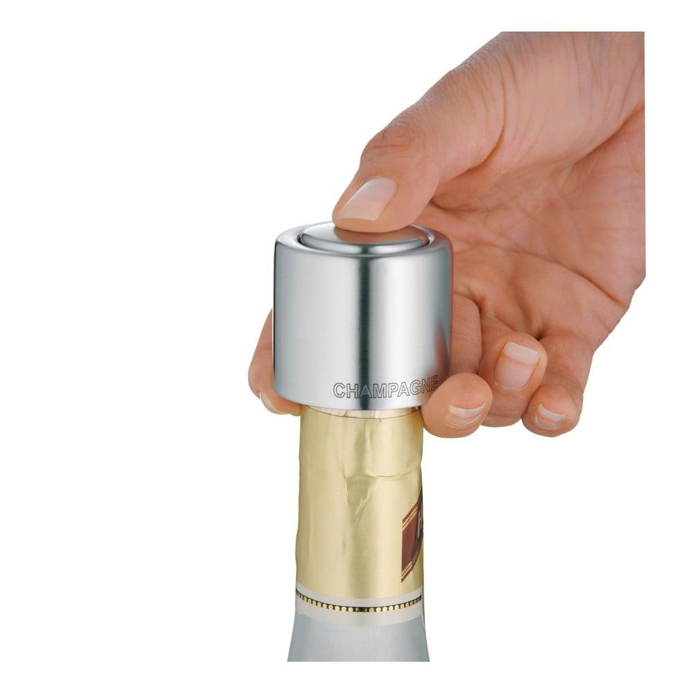 Nerezová zátka na šampaňské nebo Prosecco WMF Cromargan® Clever & More
