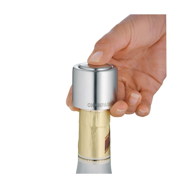 Opritor din oțel inoxidabil pentru șampanie sau Prosecco WMF Cromargan® Wine