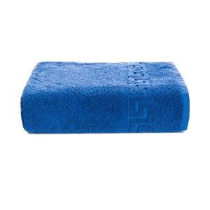 Tmavě modrý bavlněný ručník Kate Louise Pauline,50x90cm