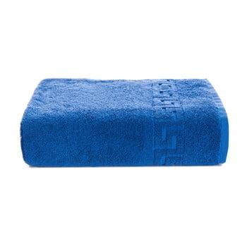 Prosop bumbac Kate Louise Pauline,50x90cm, albastru închis