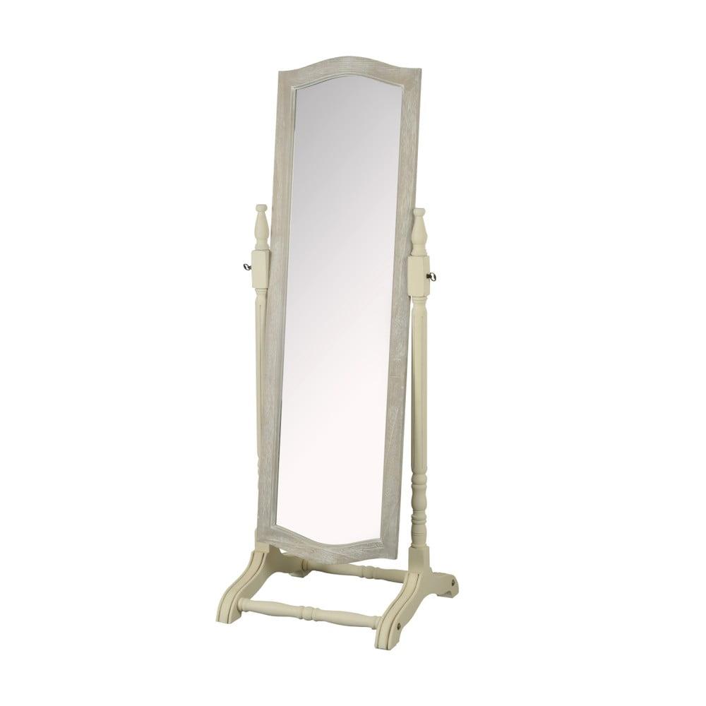 Zrcadlo z topolového dřeva Livin Hill Pesaro