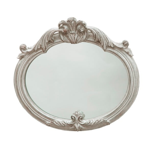 Oválné zrcadlo Barocco Bolzonella