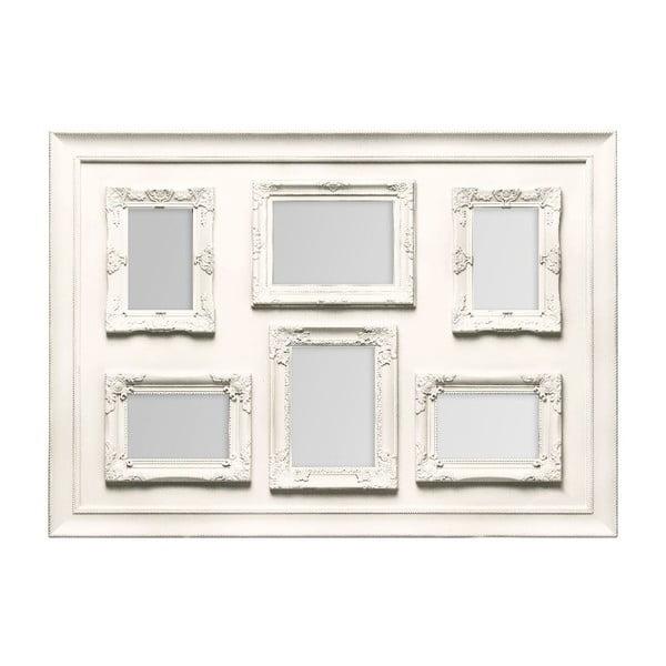 Multi fotorámeček Pure White, 78x56 cm