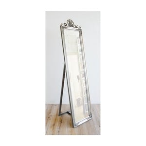 Stojací zrcadlo Miro Argento, 45x180 cm