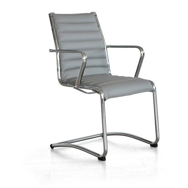 Pracovní židle Pandora, šedá