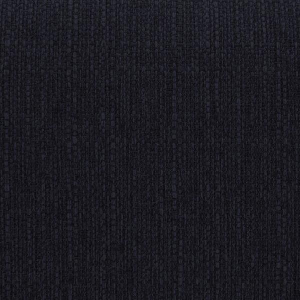 Tmavě modrá rohová pohovka s lenoškou na levé straně Vivonita Milton