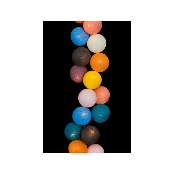 Carousel, 20 ks světýlek