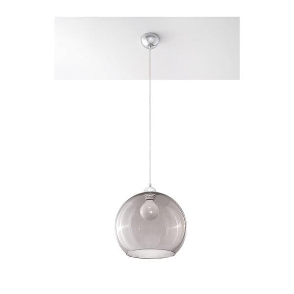 Šedé stropní svítidlo Nice Lamps Bilbao