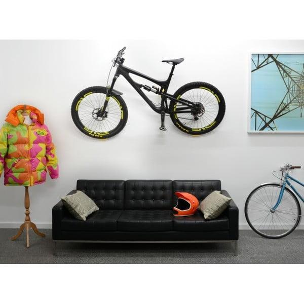 Nástěnný stojan na kolo Cycloc Hero, modrý